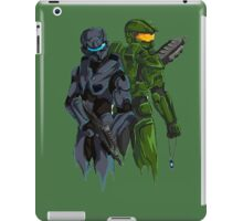 Halo Drawing iPad Case/Skin