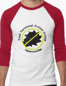 Coal Terminal Action Group uber fashionwear Men's Baseball ¾ T-Shirt