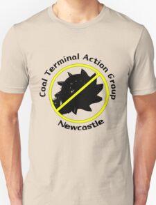Coal Terminal Action Group uber fashionwear T-Shirt