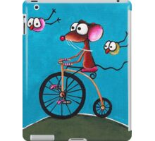 The Yellow Bike iPad Case/Skin