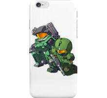 Halo Cute Art iPhone Case/Skin