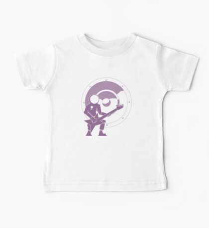 Bass Cadet with Speaker Amp Moon 2 Baby Tee