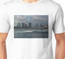 Sailing Into Honolulu, Hawaii Unisex T-Shirt