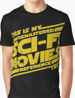 Sci-fi Movie Tee Graphic T-Shirt