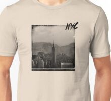 Wild Frontiers /// NYC Remixed Unisex T-Shirt