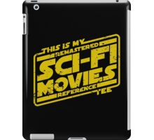 Sci-fi Movie Tee iPad Case/Skin