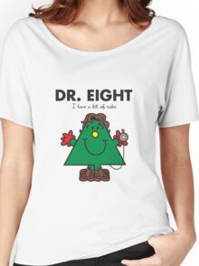Dr. Eight Women's Relaxed Fit T-Shirt