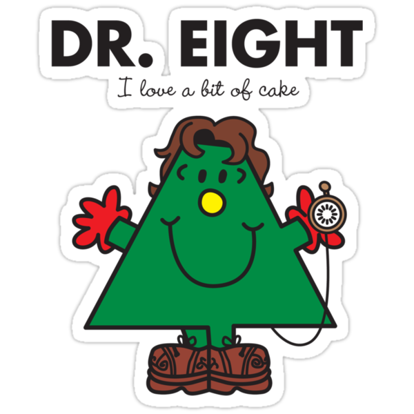 Dr. Eight by MikesStarArt