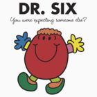 Dr Six by MikesStarArt