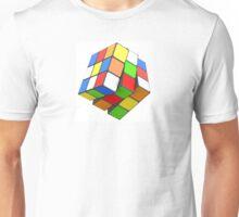 Rotating Cubes Unisex T-Shirt