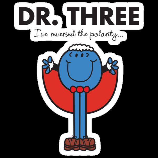 Dr Three by MikesStarArt