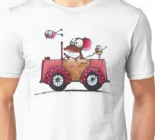 The Vintage Car Unisex T-Shirt