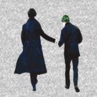 Sherlock and John by Shuploc