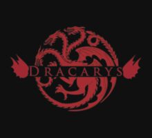 DRACARYS by OutbreakShirts
