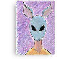 You're looking a little mousy!  Canvas Print