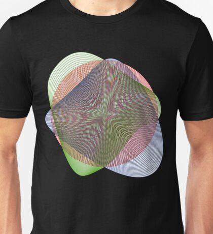 Spiral Moiré T-Shirt