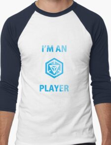 ingress player Men's Baseball ¾ T-Shirt