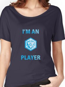ingress player Women's Relaxed Fit T-Shirt
