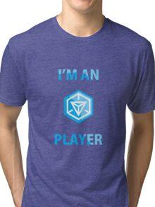 ingress player Tri-blend T-Shirt