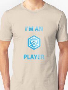 ingress player Unisex T-Shirt