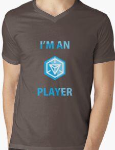 ingress player Mens V-Neck T-Shirt