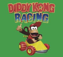 Diddy Kong Racing by clayorrnot
