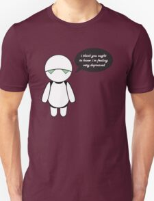 Hitchikers Guide: Marvin T-Shirt
