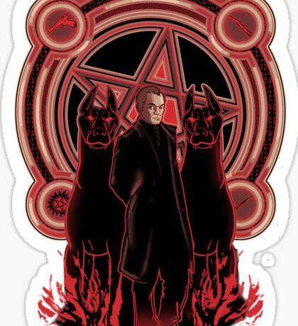 Hells King Sticker