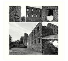 Burg Windeck  Art Print