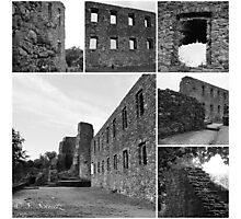 Burg Windeck  Photographic Print