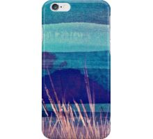 Behind the Blue Fence iPhone Case/Skin