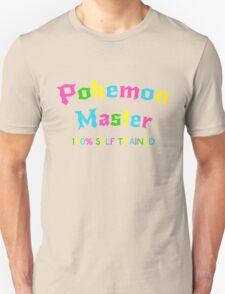 Self Trained Pokemon Master - Neon T-Shirt