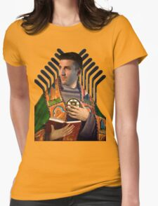 Saint Patrice Womens Fitted T-Shirt