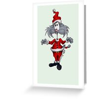 Merry Christmas!!!!  Greeting Card