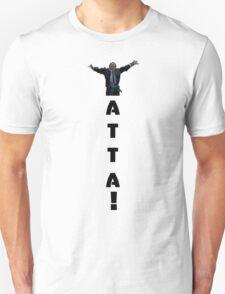 Yatta! Hiro Nakamura Unisex T-Shirt