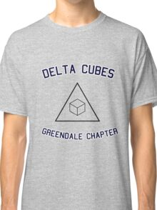 Delta Cubes (Greendale chapter) tee Classic T-Shirt