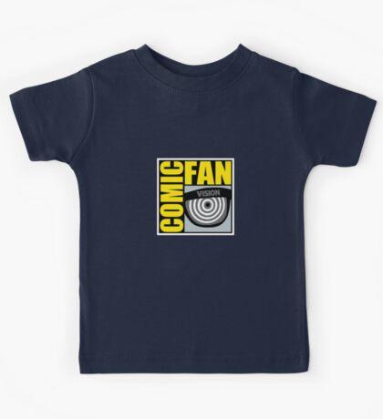 Comic-Fan Kids Tee