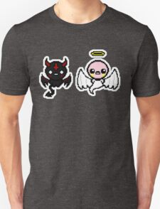 The Binding of Isaac - Angel and Devil T-Shirt