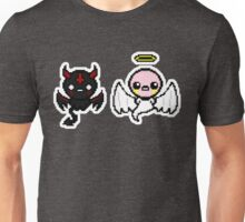 The Binding of Isaac - Angel and Devil Unisex T-Shirt