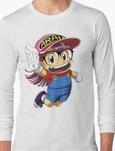 Arale Dr Slump Long Sleeve T-Shirt