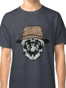 Rorschach Mask Classic T-Shirt