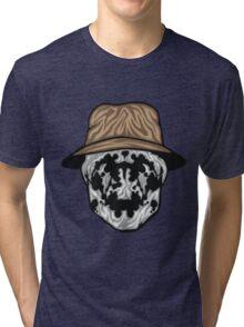 Rorschach Mask Tri-blend T-Shirt