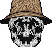 Rorschach Mask by Danonymous84