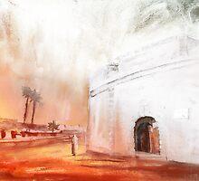 Morocco - Essaouira Town by Goodaboom