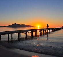 Alcudia,Majorca,Spain by Jim Wilson