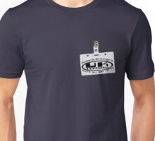 clip on tag uk cornwall by rogers bros Unisex T-Shirt
