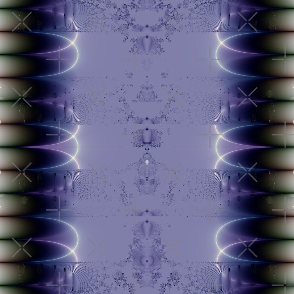 Purple Ribbon by Vac1