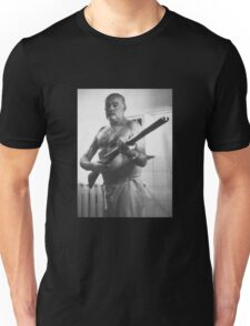 What a man looks like Unisex T-Shirt