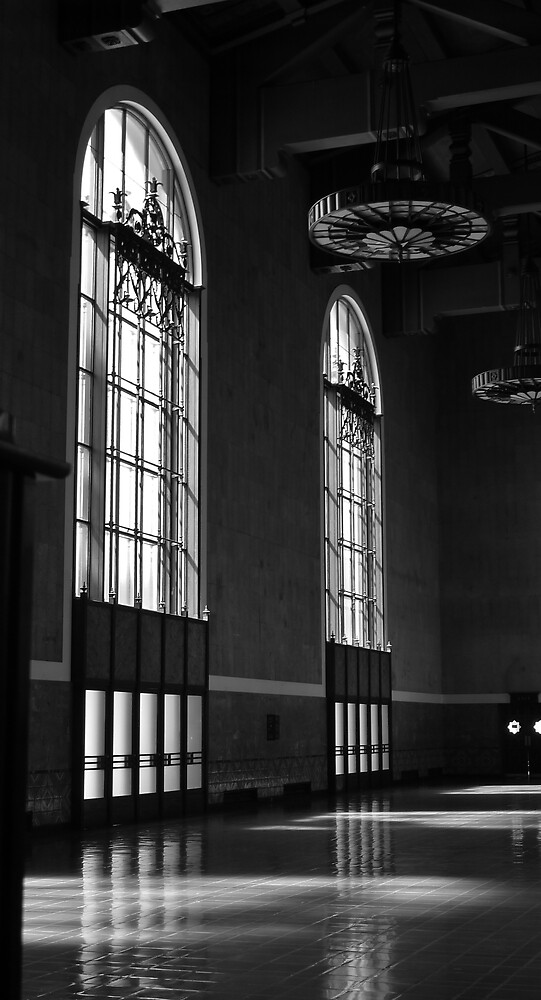 Union Station by Barbara Morrison