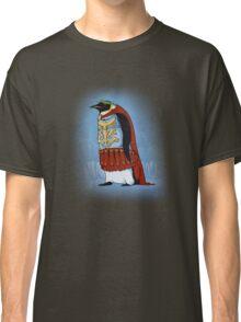 The Majestic Emperor Penguin Classic T-Shirt